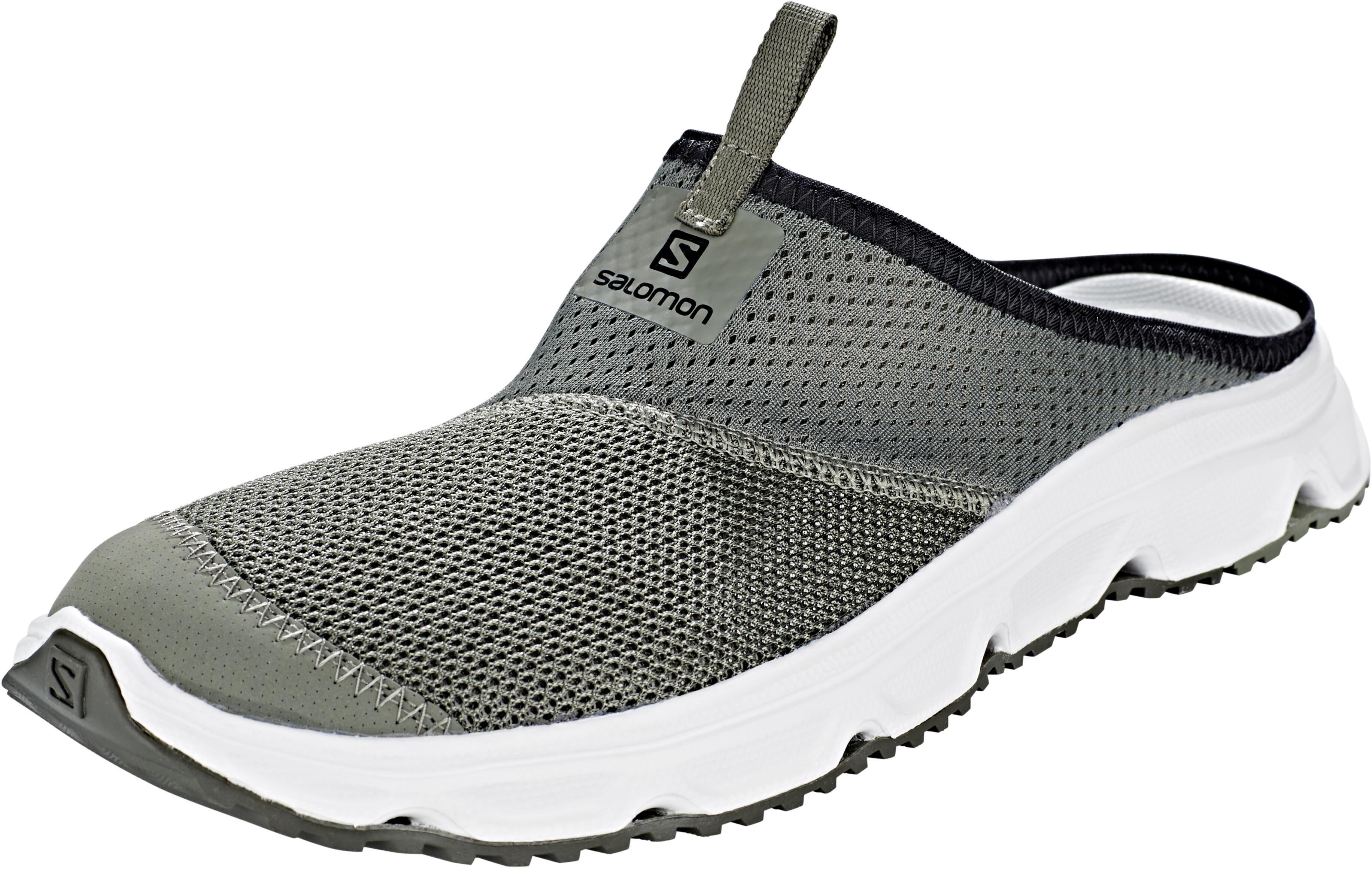 neue Kollektion wähle echt online Shop Salomon RX Slide 4.0 Shoes Men castor gray/white/beluga